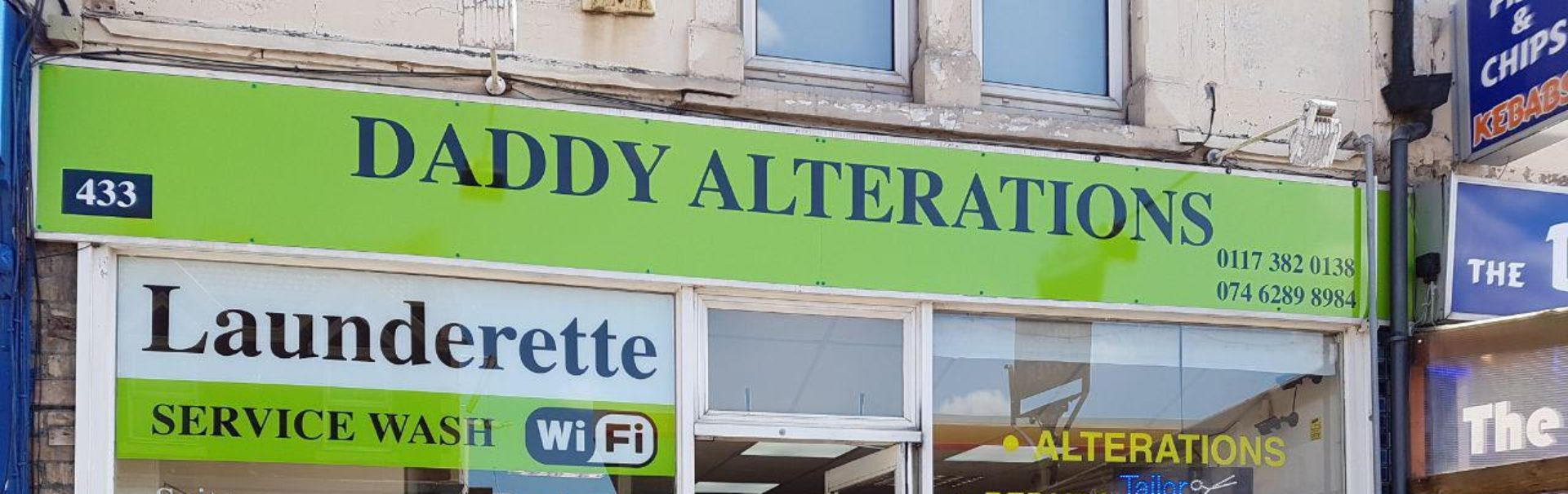 Clothing Alterations in Bristol